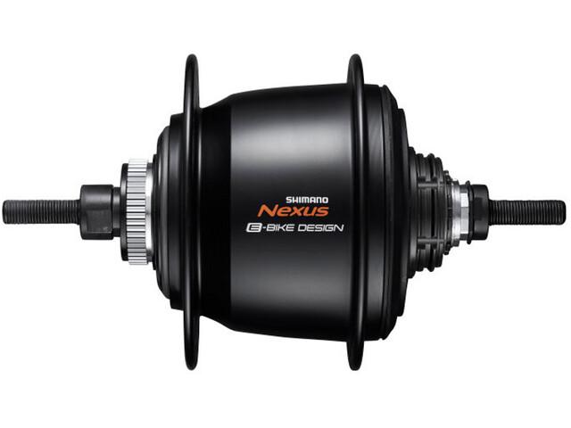 Shimano Nexus Moyeu interne 5 vitesses SG-C7000-5 Disc, black